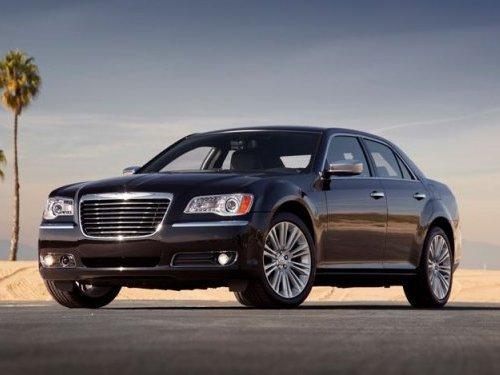 Prochaine Chrysler 300C : moins carrée, plus aérodynamique