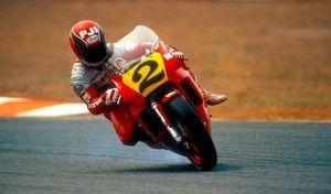 MotoGP: Randy Mamola entre dans la légende