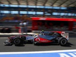 F1 Turquie Libres 1 : les McLaren en force