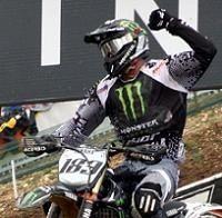 Motocross mondial : Tout va bien pour Steven frossard
