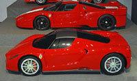 Futur de Ferrari: FXX Millechili Concept et autres...