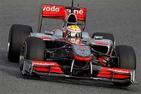 F1-Essais Barcelone: Hamilton s'adjuge la dernière séance !