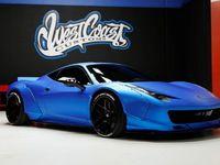 La Ferrari 458 Italia de Justin Bieber bientôt à vendre