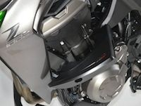 Top Block s'occupe de la Kawasaki Z1000 nouvelle version