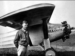 Question du jour n°182 : comment Charles Lindbergh se guida-t-il en arrivant sur Paris, de nuit ?