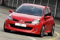 Clio RS3 Giacuzzo : rien de plus sous le capot..