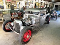 Ford 34' Hot Rod : dirty !!