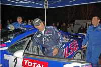 Dany Snobeck champion de France des rallyes 2008!