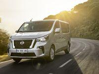 Nissan dévoile le NV300 restylé