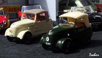 Miniature - 1/43ème : PEUGEOT VLV