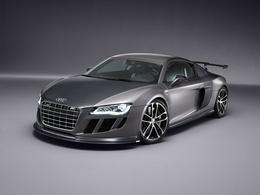Abt radicalise l'Audi R8 et lance sa R8 GT R (-100 kg/+100 ch)!