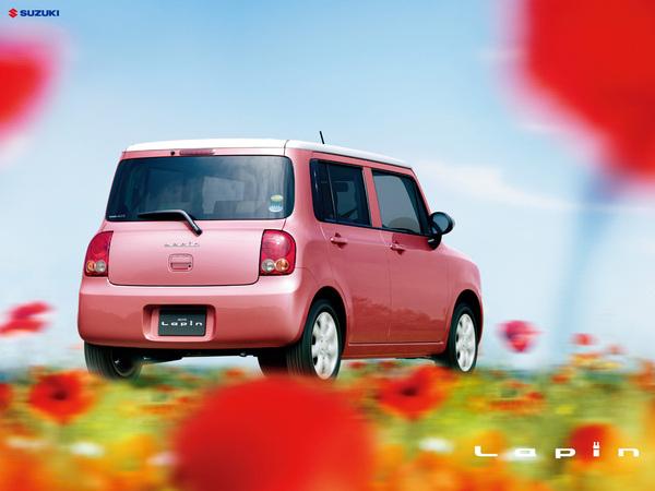 Nouvelle Suzuki Alto Lapin : angora plus que garenne