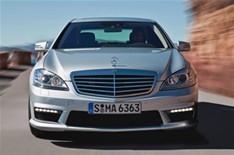 Mercedes: Un nouveau V8 5,5 litres pour la S63 AMG