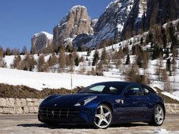 La Ferrari FF a un tarif