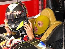 Journée Test des 24 Heures du Mans - Soheil Ayari en était