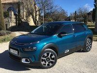 Citroën C4 Cactus restylé - Lespremières images en livede l'essai