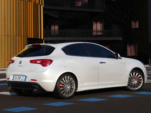Alfa Romeo : quelques changements sur la gamme Giulietta