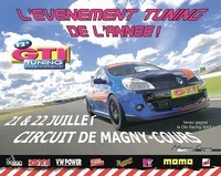 GTI Tuning International 2007 : 21 et 22 Juillet a Magny Cours