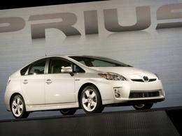 Toyota atteint le million de Prius vendues aux Etats-Unis