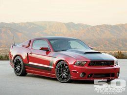 Ford Mustang Boss 281R, une grande gueule mais pas seulement...