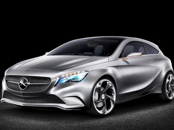 Shanghai 2011 : voici la future Mercedes Classe A