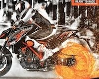 KTM : Orange Days 2014 les 4 et 5 avril