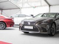 Lexus : hybridation totale - Vidéo en direct du salon de Monaco 2018