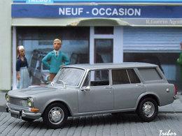 Miniature : 1/43ème - SIMCA 1301 U