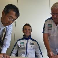 Superbike - Suzuki: Guintoli remettra ça avec Crescent