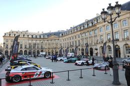Présentation du nouveau Championnat du Monde GT1 à Paris
