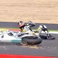 Moto GP - Pays Bas: Le maigre plateau de l'élite se réduit encore