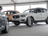 Caradisiac, Salon de Monaco 2018 - Volvo : invasion viking