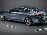 BMW Série 8: le Gran Coupé en fuite