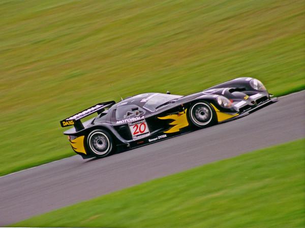 Panoz : les autos de course maintenant disponibles sur route