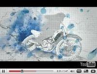 Vidéo Moto : Yamaha YZ450F 2010, film promotionnel