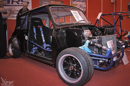 Mini VTEC : 450 chevaux, et homologuée !