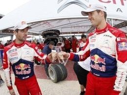 Sébastien Loeb n'entend pas aider Ogier