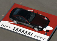 Ferrari 612 Sessanta: joyeux anniversaire !