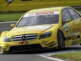 Coulthard et Ralf poursuivent en DTM