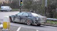 "Future Jaguar XJ: le camouflage ""qui tue"""