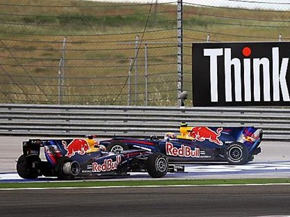 F1 Turquie : bagarres entre équipiers chez McLaren et Red Bull : les pilotes innocents ?