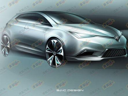 Shanghai 2011 : MG5 concept, celle qui devrait venir chez nous