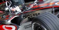 GP de France : Vodafone McLaren Mercedes