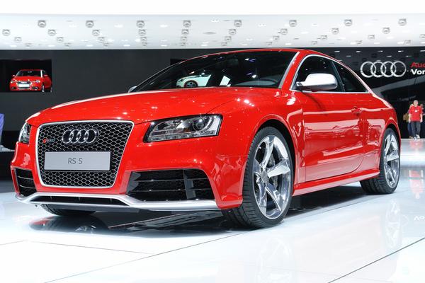 Direct Genève 2010 : Audi RS5, encore mieux en vrai