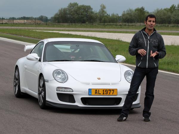 Les essais de Soheil Ayari : Porsche 911 GT3