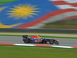 F1-GP de Malaisie: Sebastian Vettel of course !