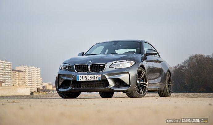 Photos du jour : BMW M2