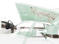 Salon de Genève 2015 – Rolls-Royce Serenity, le kimono automobile