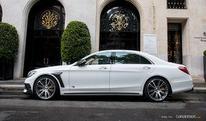 Mercedes Classe S 7 Amg Essais Fiabilit 233 Avis Photos