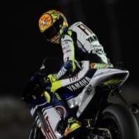 Moto GP - Qatar D.1 : Rossi ne s'affole pas
